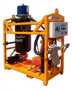 Lubemaster 600 Mill Model Oil Filtration Unit
