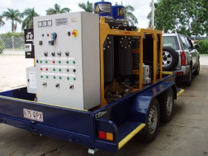 POWERMASTER 1200 Transformer Oil Filtration Unit