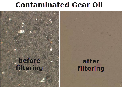 Contaminated-gear-oil-before-filtering1