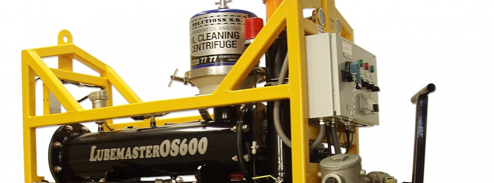Lubemaster Oil Cleaning & Filtration